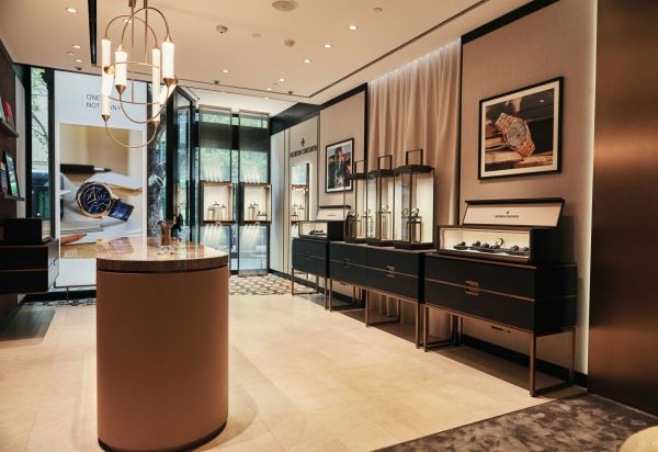 Vacheron Constantin boutique in Australia opens at 88 Collins Street, Melbourne