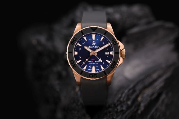 ARCAIDO WATCHES Primo GMT