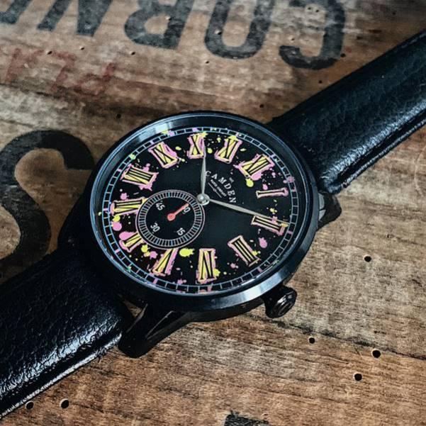 Camden Watch Company Punk Rock Watch