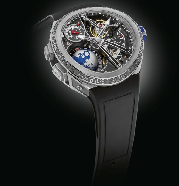 Greubel Forsey GMT Sport Titanium Limited Edition