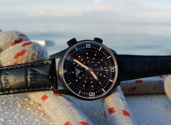 Marnaut SeaScape 200 diving watch