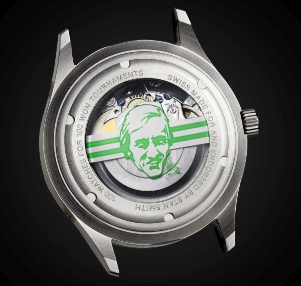 Maurice De Mauriac Stan Smith Signature Watch Limited Edition
