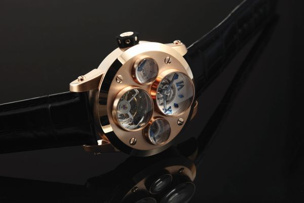 Memorigin 'The Time Machine' Tourbillon Watch, Designed by Mark Lui