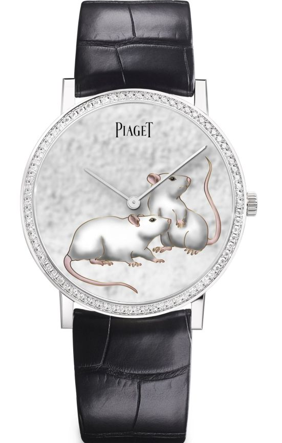 Piaget Altiplano Chinese Zodiac Year of the Rat Edition