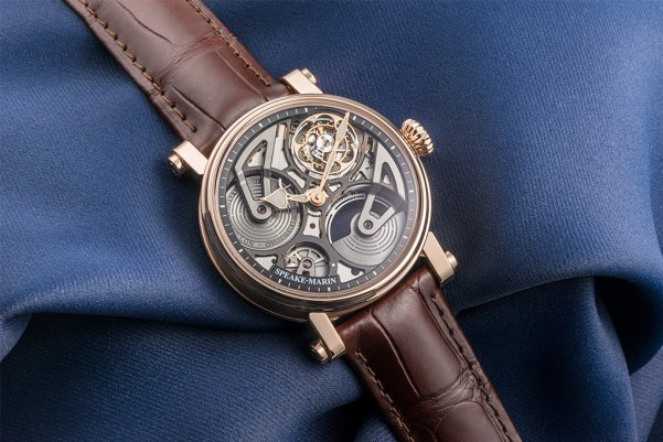 Speake-Marin One&Two Open-worked Tourbillon Limited Edition