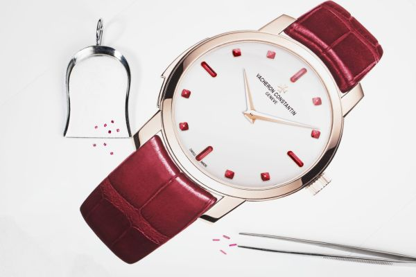 """Vacheron Constantin """"La Musique du Temps®"""" Les Cabinotiers Minute Repeater Ultra-Thin - The Dance of Gemstones (41mm & 39mm Models in Pink Gold)"""