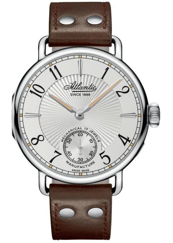 Atlantic Watch Worldmaster 1888 - 130 Years Handwinding