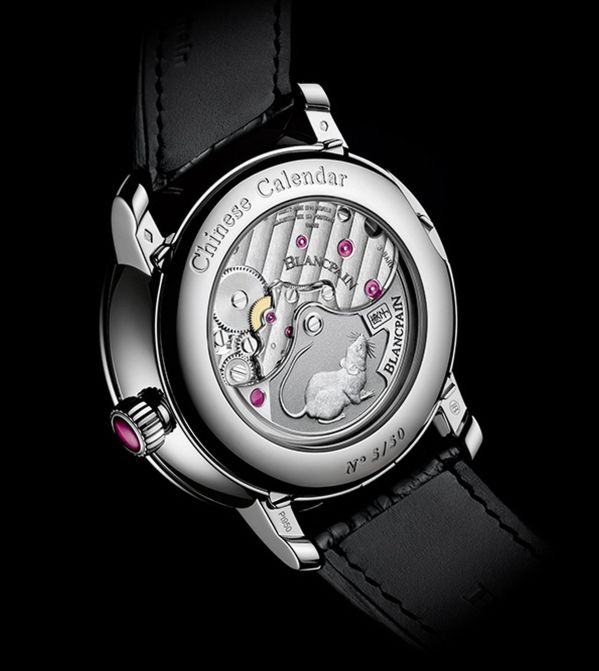 Blancpain Villeret Traditional Chinese Calendar, Year of the Rat Edition (Ref. 00888H-3431-55B)