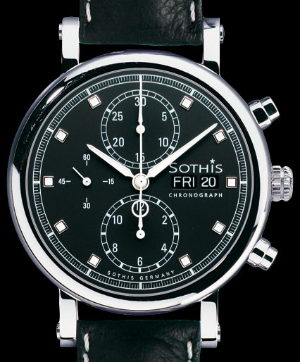SOTHIS CHRONOGRAPH JANUS AUTOMATIC