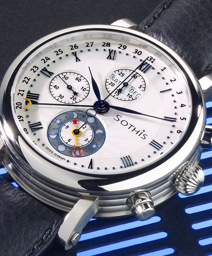 SOTHIS CHRONOGRAPH SPIRIT OF MOON IKARUS AUTOMATIC