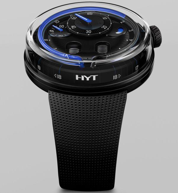 HYT H0 Blue Night