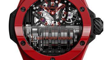 Hublot Big Bang MP-11 Red Magic Limited Edition