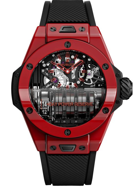 Hublot Big Bang MP-11 Red Magic Limited Edition
