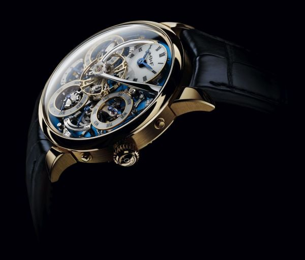 MB&F Legacy Machine Perpetual Yellow Gold Limited Edition