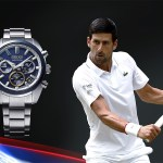 Seiko Astron GPS Solar Novak Djokovic 2020 Limited Edition watch