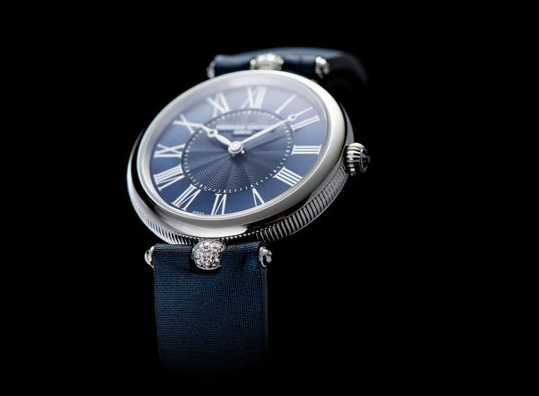 Frederique Constant Classics Art Déco Round watch collection 2020