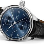 IWC Schaffhausen Portugieser Hand-Wound Monopusher Edition Laureus Sport For Good