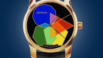 Polygonal Prime 18k 4N Gold - Gold Dial
