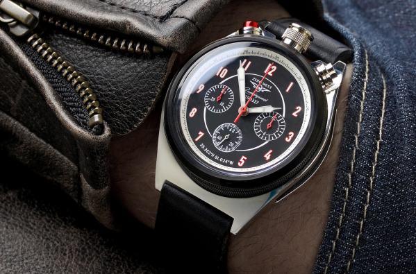 Zero West LS-1 Land Speed Chronograph