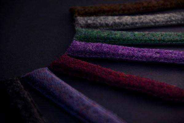 VARIO Harris Tweed straps