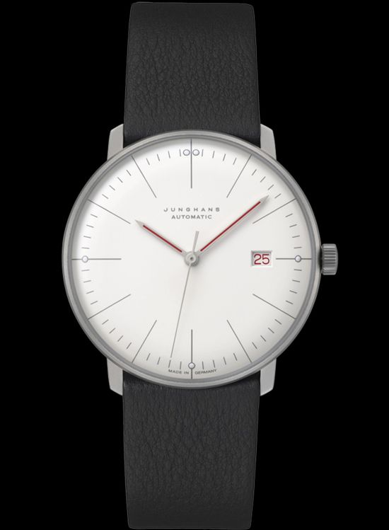 Junghans max bill Automatic Bauhaus watch new 2020