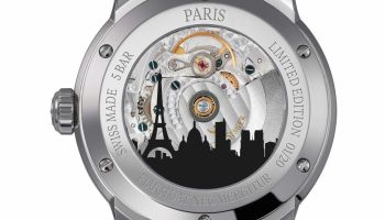 MeisterSinger City Edition Paris