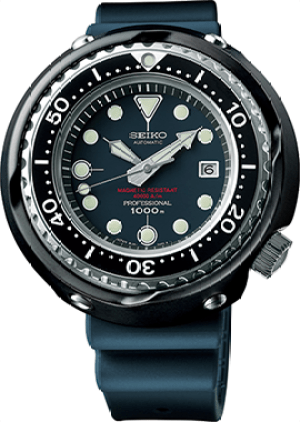 Seiko Diver's Watch 55th Anniversary Limited Editions, Model: The 1975 Professional Diver's 600m Re-creation (Prospex SLA041)