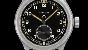 Timor Heritage Field Swiss Watch