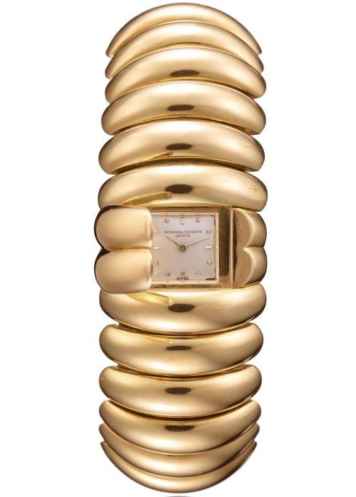 Vacheron Constantin 18K yellow gold watch, circa 1946