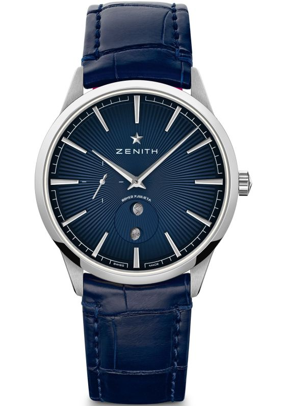 Zenith Elite Moonphase Romeo y Julieta Edition romeo