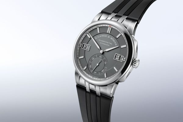 A. Lange & Söhne ODYSSEUS New Model in White-Gold Case and Grey Dial