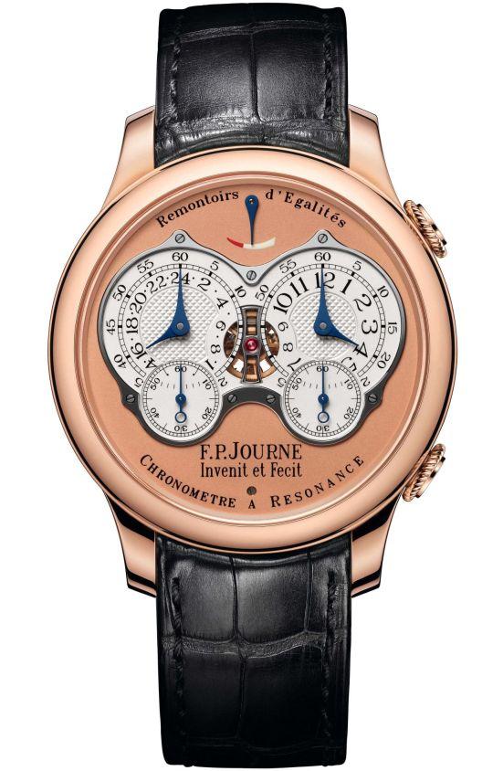 F.P.Journe Chronomètre à Résonance 20th Anniversary Edition