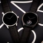 H. Moser & Cie. New Vantablack® Models