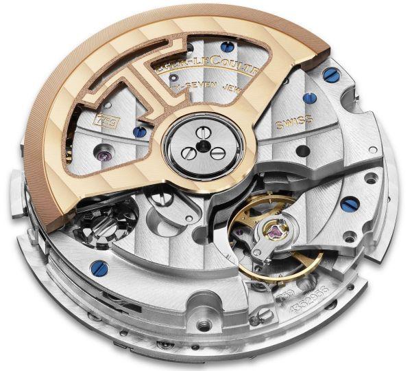 Jaeger-LeCoultre Master Control Chronograph Calendar-calibre-759