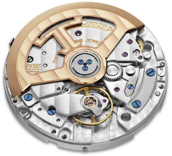 Jaeger-LeCoultre Master Control Geographic-calibre-939