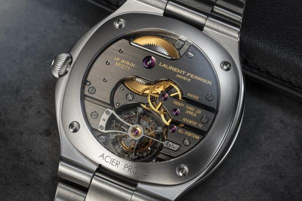 Laurent Ferrier Grand Sport Tourbillon Limited Edition