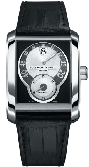 Raymond Weil Don Giovanni Limited Edition (Re-launch Edition, SKU 4400-STC-00268)
