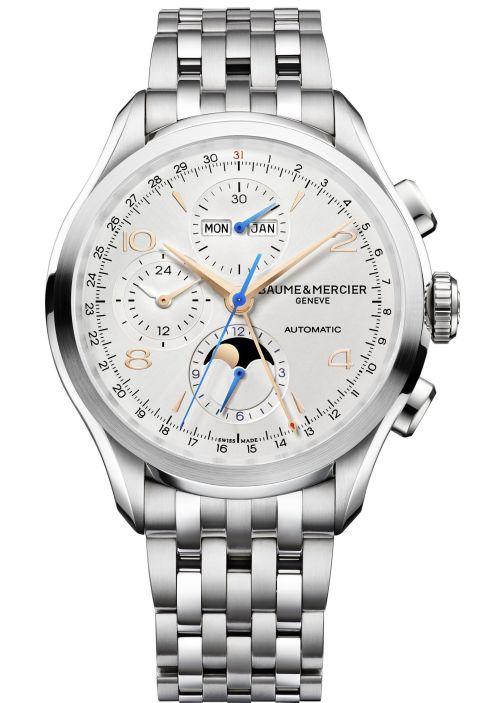 Baume & Mercier Clifton Chronograph Complete Calendar, Reference M0A10279