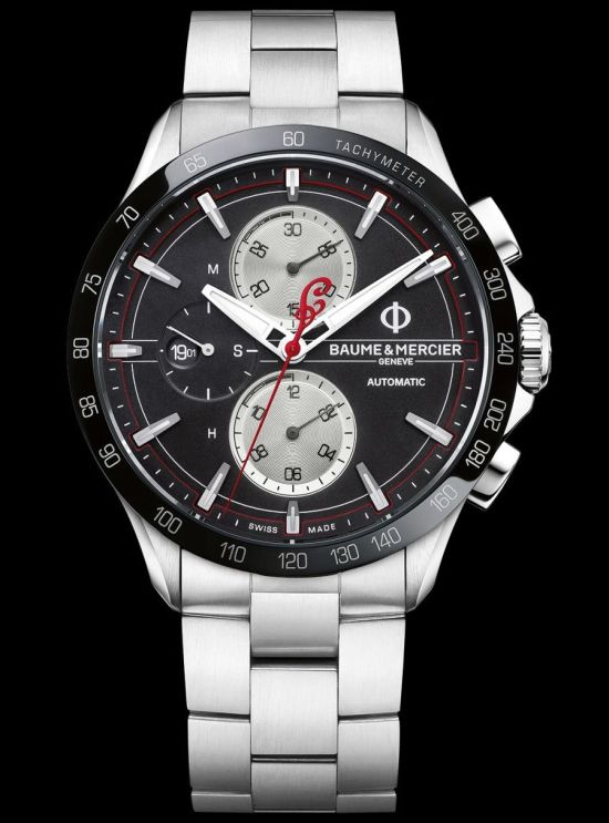 Baume & Mercier Clifton Club Indian® Legend Tribute, Chief® Limited Edition