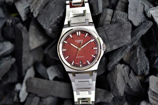 Czapek & Cie Antarctique Watch Collection, The Terre Adélie Limited Edition
