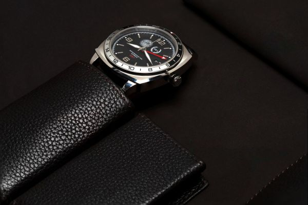 HERO-ERA Limited Edition Swiss Automatic GMT Watch