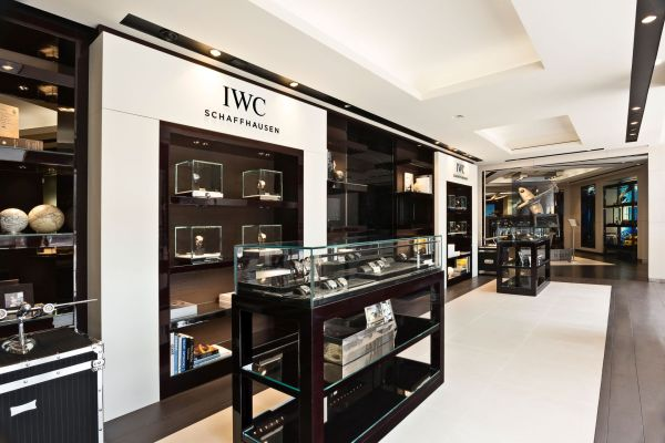 IWC 1881 Heritage Flagship Boutique Hong Kong