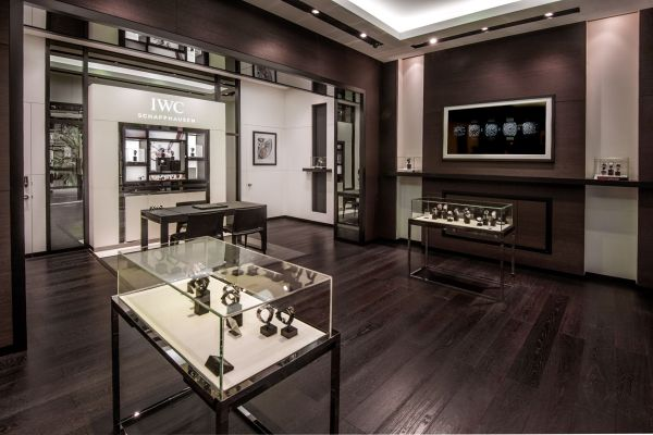 IWC Boutique, Bal Harbour Shops, Miami