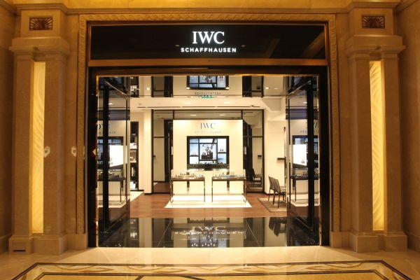 IWC Boutique Macau, located at Shop G42A, Ground Floor Galaxy MacauTM resort, Estrada da Baia de Nossa Senhora da Esperanca Cotai, Macau, China. (PHOTOPRESS/IWC SCHAFFHAUSEN)