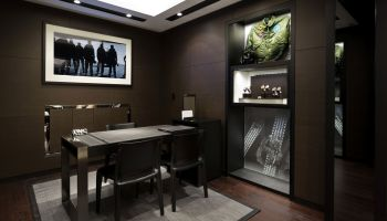 IWC Boutique, The Mall at Pacific Place, Hong Kong