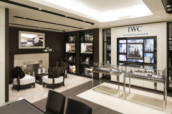 IWC Schaffhausen Boutique, Ginza, Tokyo, Japan