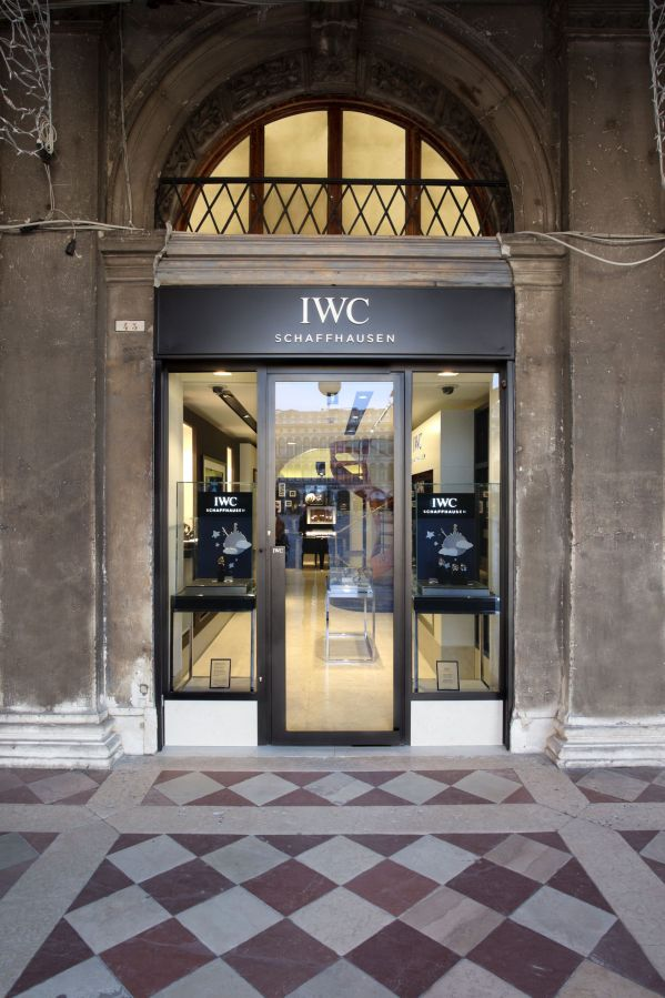 IWC Schaffhausen Boutique at Piazza San Marco in Venice
