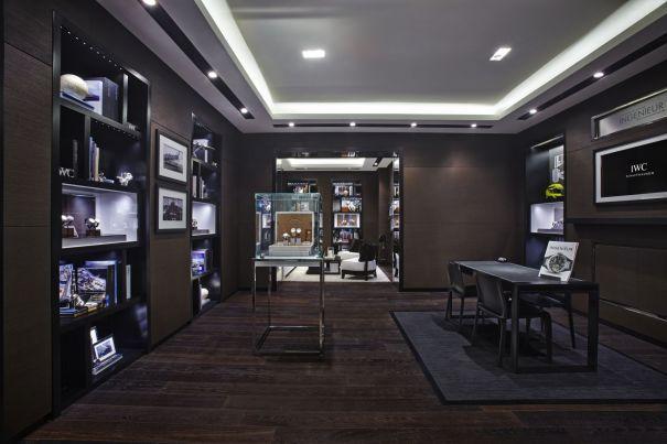 IWC Schaffhausen Boutique The Galleria Al Maryah, Island Abu Dhabi, UAE