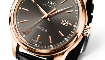 IWC Schaffhausen Ingenieur Automatic Hong Kong Flagship Limited Edition (Ref. IW323313)