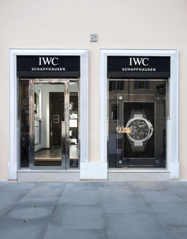 IWC BOUTIQUE ROME